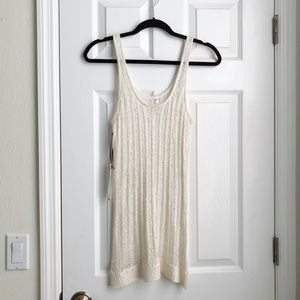 Willow & Clay knit top vest S